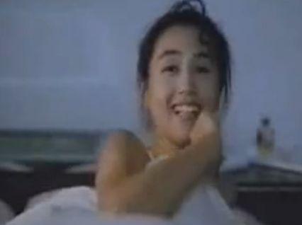 【香坂みゆき】屈託のない笑顔を浮かべる濡れ場