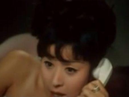 【富司純子】ラブラブモード満点の濡れ場