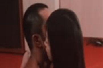 【荻野目慶子】愛情を受ける濡れ場