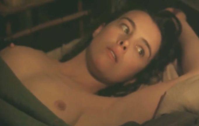オリヴィア・ウィリアムズ 美しい裸体を大胆披露する濡れ場