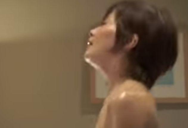 【三浦理恵子】快感を追い求めるラブシーン