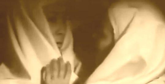 【田中三津子】密会の約束を交わすラブシーン