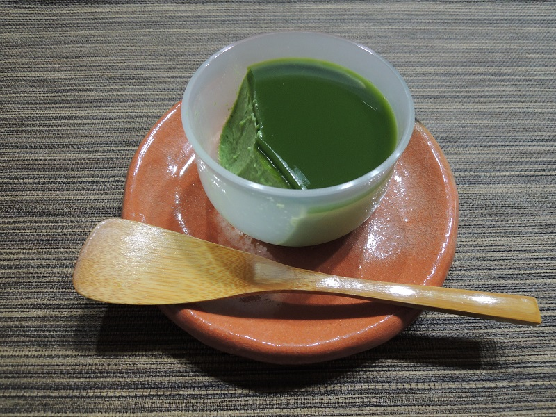 抹茶ぷりん