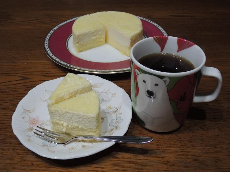 ルタオのケーキ その2
