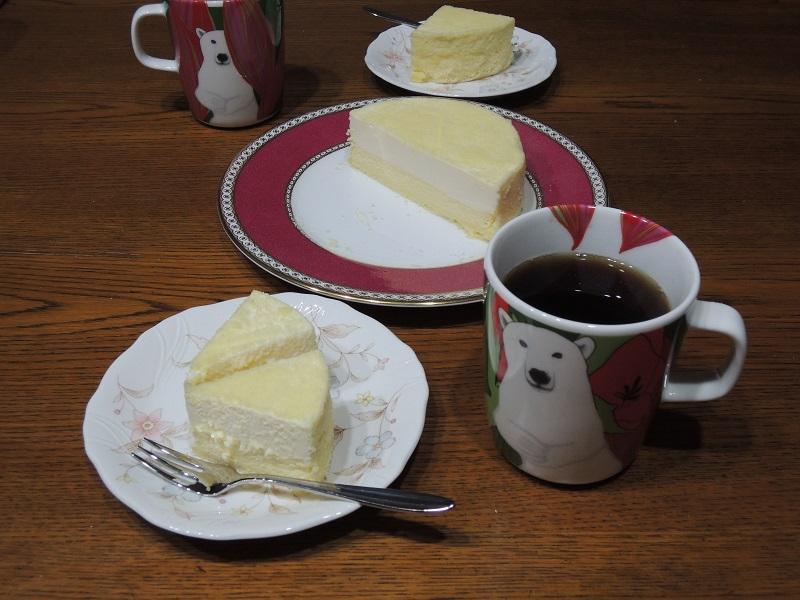 ルタオのケーキ その3
