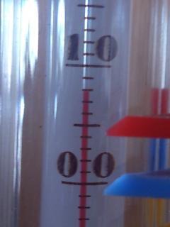 今日は気温も高めで2015