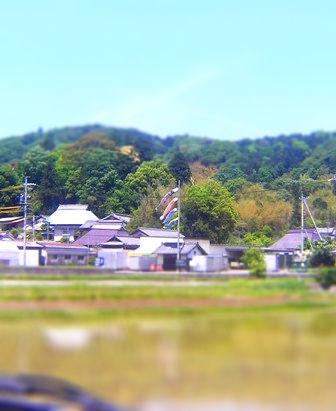 2015_05_11_県道785・島ヶ原_089-tiltshift