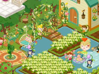 ピグパンチの庭