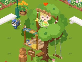 ピグプラザみんなの木