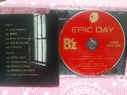 B'z EPIC DAY 2