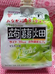 蒟蒻畑 マスカット味