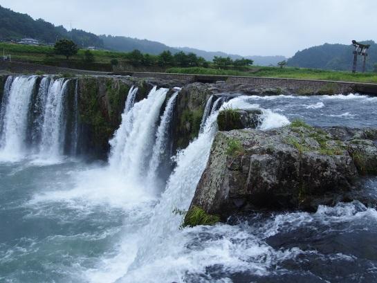 原尻の滝11