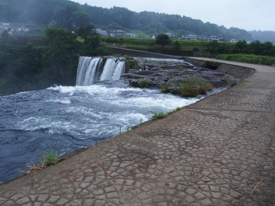 原尻の滝25