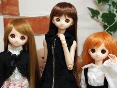 3姉妹っぽい