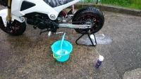 グロム洗う2