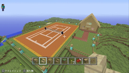 s-マインクラフト テニスコート (6)