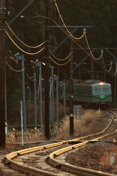 2010年1月 大井川鉄道 家山~抜里