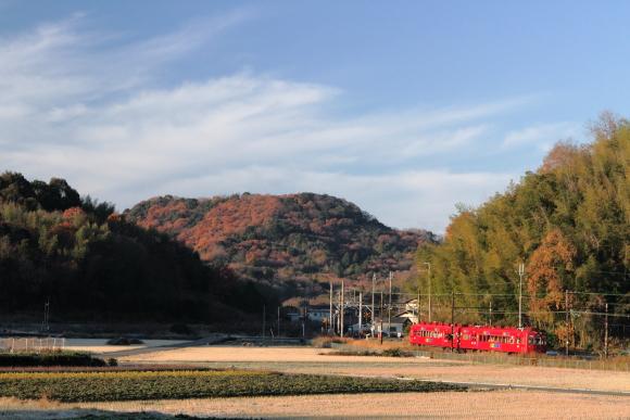 2014/12/27 和歌山電鐵貴志川線 大池遊園~西山口
