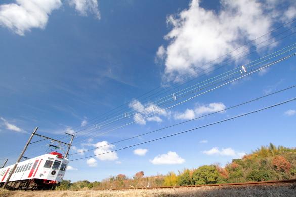 2014/12/27 和歌山電鐵貴志川線 山東~大池遊園