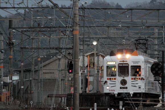 2015/1/11 和歌山電鐵貴志川線 伊太祈曽