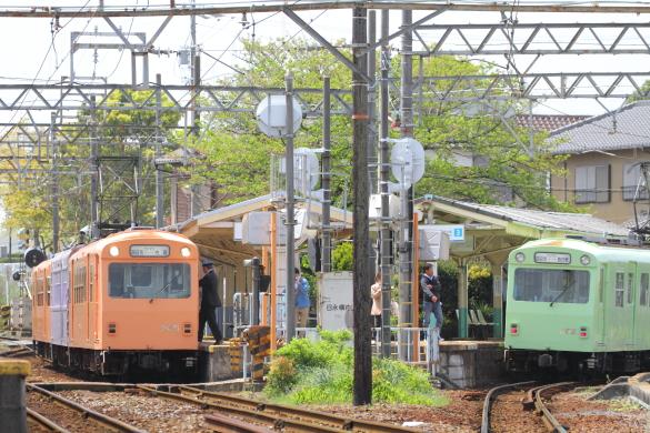 2014/4/18 四日市あすなろう鉄道 日永