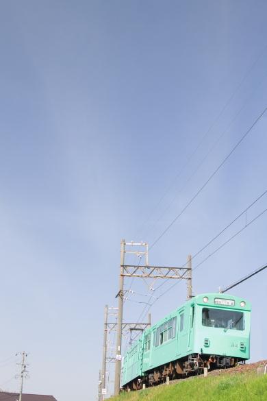 2014/4/18 四日市あすなろう鉄道 日永~南日永