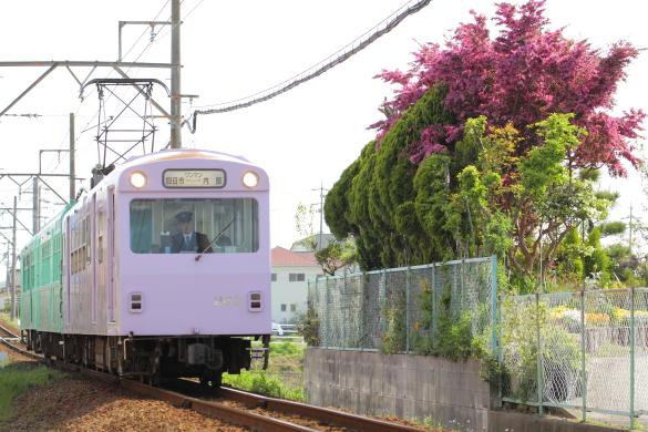 2014/4/18 四日市あすなろう鉄道 南日永~泊