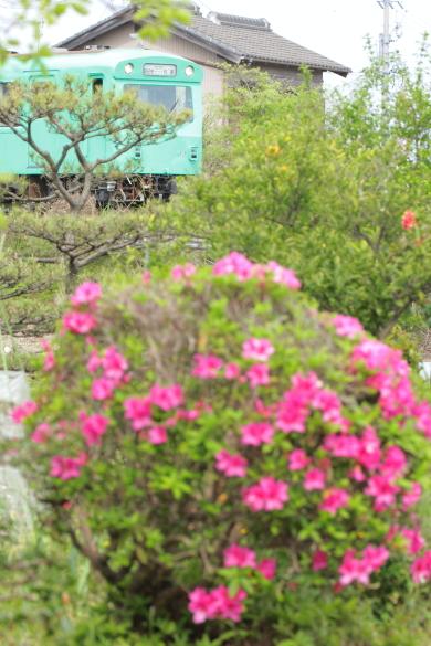 2015/4/24 四日市あすなろう鉄道 内部線 追分~小古曽