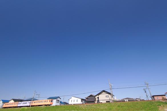 2015/5/5 四日市あすなろう鉄道 内部線 南日永~泊