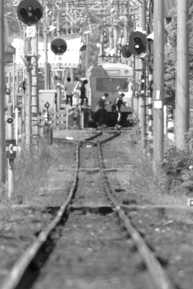 2015/5/5 四日市あすなろう鉄道 内部線 泊~追分