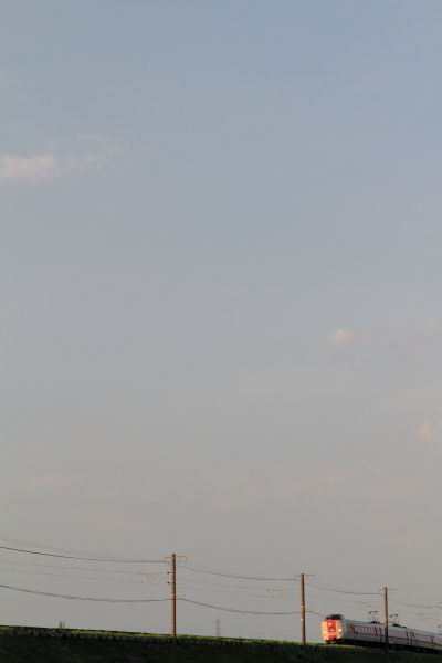 2011年8月 山陰本線 直江~出雲市
