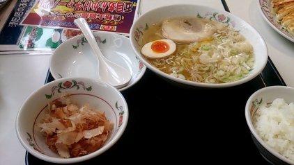 餃子の王将 清田店(その1)