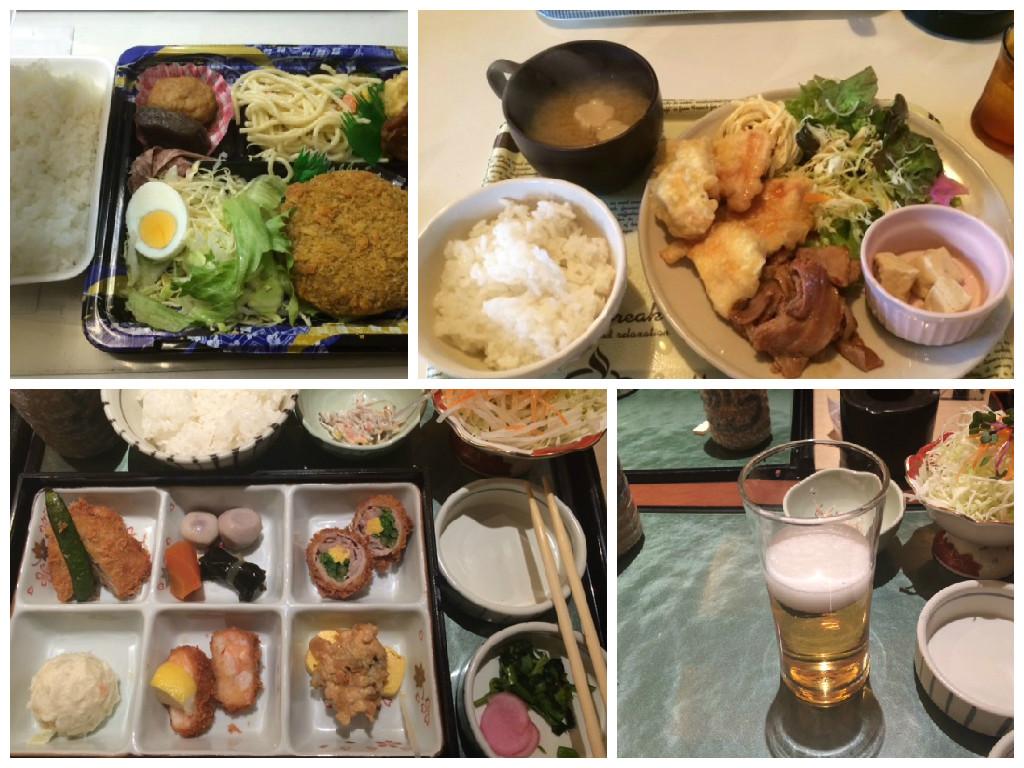 外食&お弁当