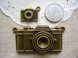 カメラ、大きなカメラ