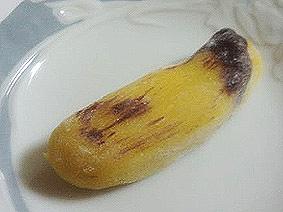 バナナ大福