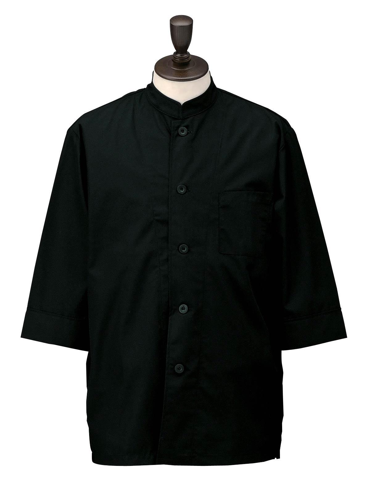 コックシャツ シングル 男女兼用 SBK3801