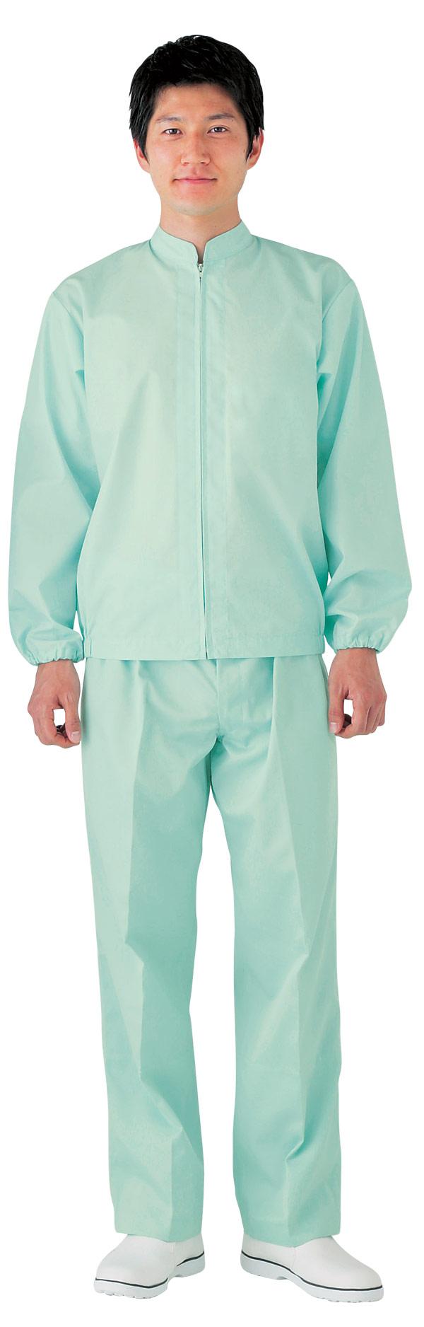 SKA300 工場用白衣男女兼用