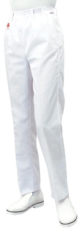 女子綿白ズボン SKC480
