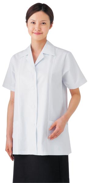 女子半袖白衣綿 SKP337