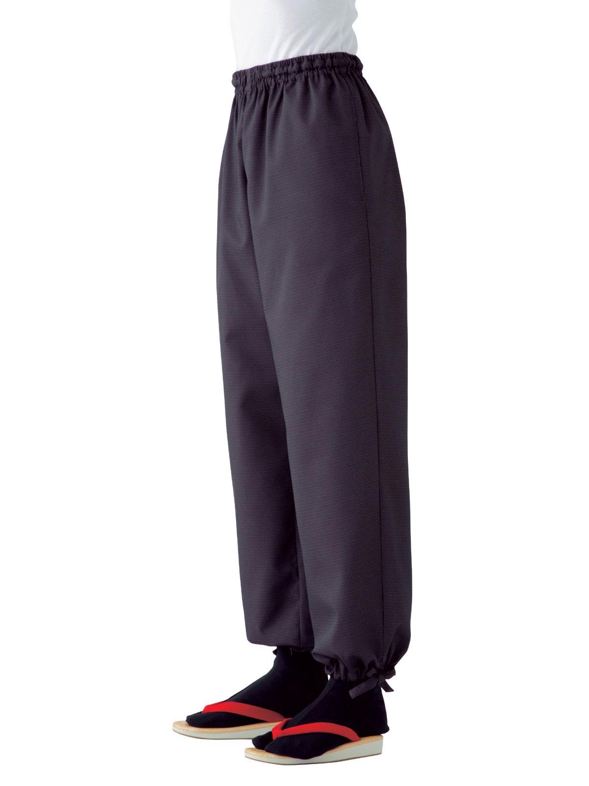 和風パンツ男女兼用 SLB673