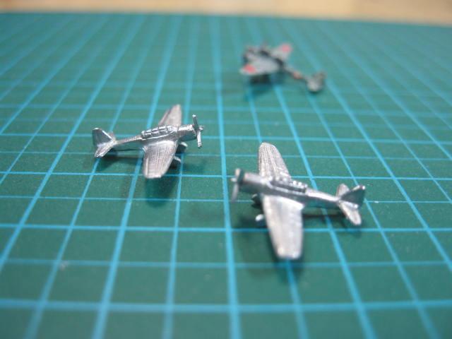 陸軍機 1/700 の2