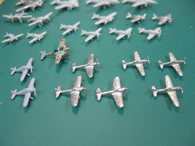 陸軍機 1/700 の3