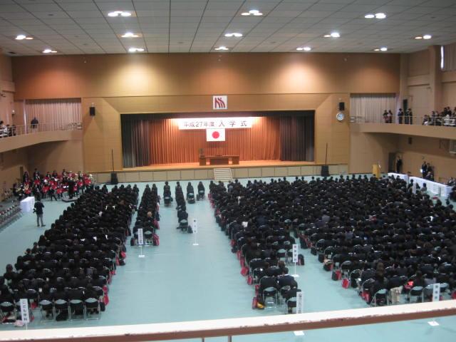 入学式 2015