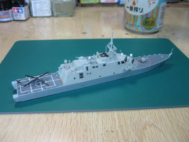 LCS-1 Freedom の7