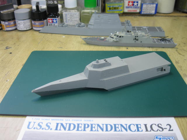 LCS-2 INDEPENDENCE の2