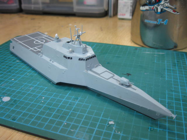 LCS-2 INDEPENDENCE の6