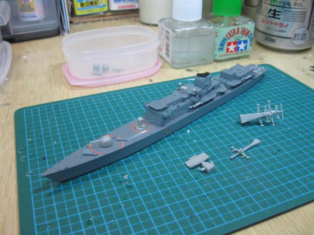 HMS MANCHESTER の4