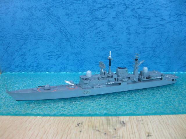 HMS MANCHESTER の5