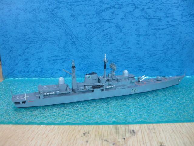 HMS MANCHESTER の6