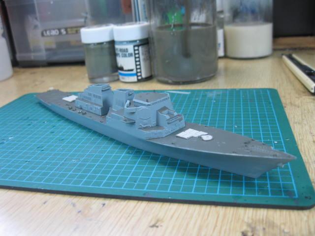 DDG-51 ARLEIGH BURKE の2